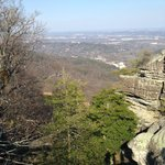One of many views from Rock City