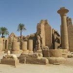 Templo de Karnak de dia