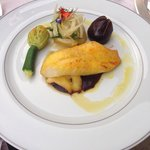 Une aiguillette de saint-pierre