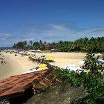 vista del ingreso a la playa 2