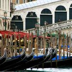 near the Rialto Bridge