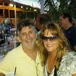 Enjoying an evening at Laguna Grill & Rum Bar