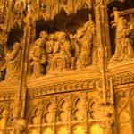 decorazioni del coro