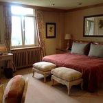 Junior Suite Deluxe, Bett mit hervorragenden Matratzen