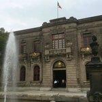 Chapultepec front