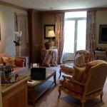 luxuriöse Junior Suite Deluxe