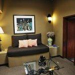 sala anexa a master suite