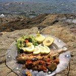 Beach Club Meal