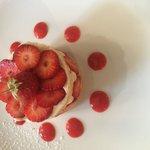 Un fraisier comme on aime