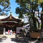 Kamata Hachiman Shrine, à quelques minutes de l'hôtel