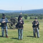 Artillery Firing Demonstration!