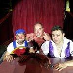 3.Mooky the clown, Mr Boo & me