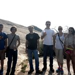 The Crew on Enchanted Rock