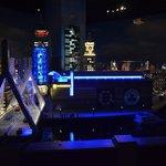 TD Garden and Bunker Hill Bridge: Nighttime