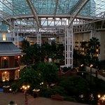"""""""Delta Portico"""" Atrium Room View"""