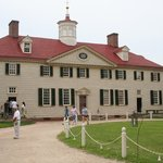 George Washington home