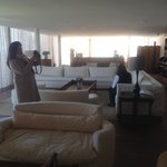foto do lounge