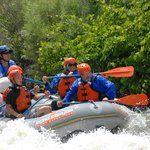 Rafting fun!
