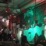 Mexican fiesta show