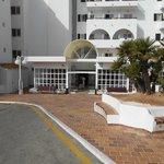 parte del hotel