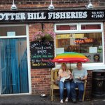 Foto de Potter Hill Fish Shop