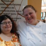Emily Segura & Emily Ruby Assistant Pastry Chef Swan Hotel