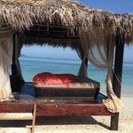 Preferred Beach area - Beach Hut...LOVE THIS!