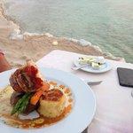 Sunset Dinner - Lobster and Filet