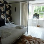 Room 9 with its ;lovely bay window