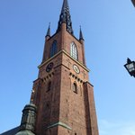 Sweden's Royal Burial Church.