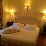 Camera da letto della Suite 22