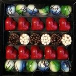Custom selection of hand crafted chocolates!