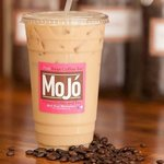 Our specialty iced coffee...The Mojo!