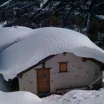La Baita in Inverno