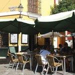 Restaurante Alianza.  Barrio de Santacruz