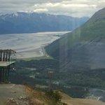 Seven Glaciers View at Hotel Alyeska