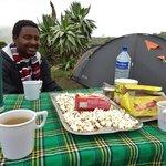 Chennek campsite