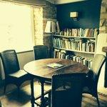 star cottage breakfast room