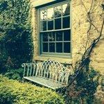 star cottage front garden
