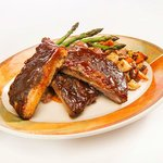 Our famous St. Louis Style Ribs