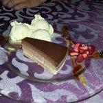 Buenisima la tarta casera