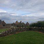 Grounds of Dunnottar Castle