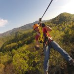 Mountaintop Zip Line Tour