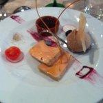 foie gras entrée