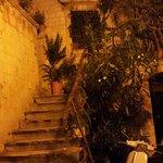 Una delle piccole strade di Trogir