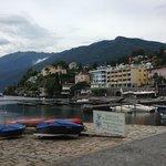 Ascona lakefront