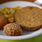 Falafel …
