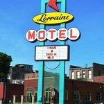 Lorraine Motel outside