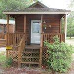 Cabin #7 Sleeps 4