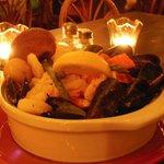 Best sea food stew!!